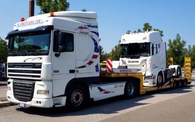 Sezione Autotrasporti. Sospesi i divieti di circolazione per i camion fino al 1° maggio